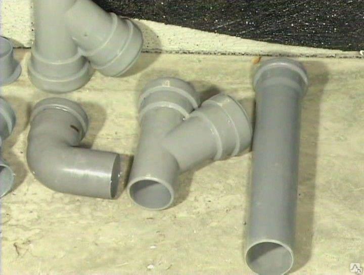 Прокладка труб канализации своими
