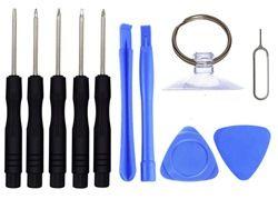 Инструмент для ремонта телефонов Набор инструментов для разбора iPhone (11шт) Крепика дом крепежных материалов