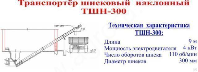 Транспортер наклонный тшн 300 куплю транспортер т4 бу